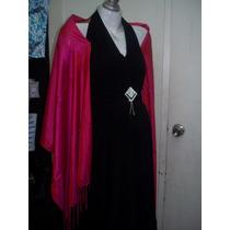 Vestido Maternidad Licra Unitalla (36-38) Colores