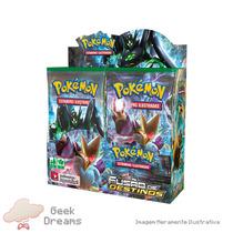 Pokémon Box Booster Xy 10 Fusão De Destinos Fates Collide