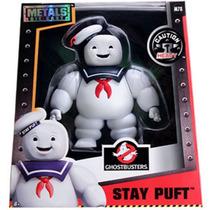 Jada Stay Puft Cazafantasmas Figura Metal Ghostbusters