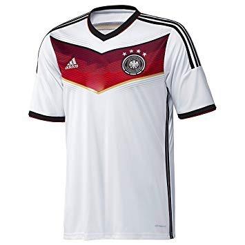 ed849a9a40f1d Camisa Alemanha Copa Do Mundo 2014 Original adidas - R  199