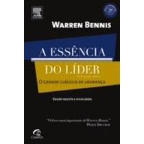A Essência Do Líder Warren Bennis