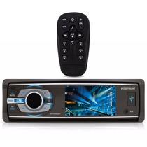 Dvd Player De Carro Bluetooth Mp3 Usb Viva Voz Micro Sd Sp4