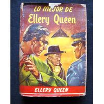 Lo Mejor De Ellery Queen- Obras Varias