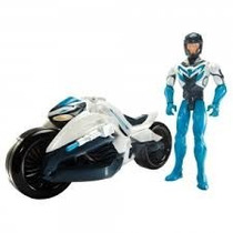 Max Steel Max + Turbo Moto Transformável - Mattel