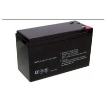 Bateria De Respaldo De 12volts Libre De Mantenimiento Y Faci