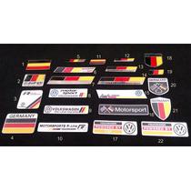 Emblema Vw Alemanha - Para Todos Os Modelos !!!