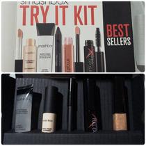 Maquiagem Kit Smashbox Com Os Maiores Sucessos Try It Kit