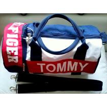 Bolsa Tommy Hilfiger Mini Duffle (frete Gratis)