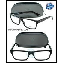 Armazon Oftalmico Emporio Armani Ea3050 5017 Black Gafas