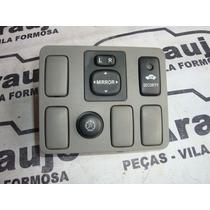 Comando Botão Retrovisor Eletrico Corolla L200 Triton