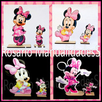 25 Souvenirs Fibrofacil Minnie + Central