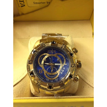 Relogio Invicta Original Masculino Reserve Excursion Azul !