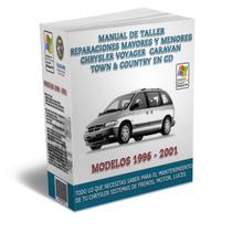 Manual De Taller County,caravan, Voyager 97 En Ingles En Pdf