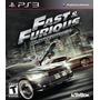 Fast And Furious Showdown Ps3 Rapido Y Furioso Nuevo Sellado