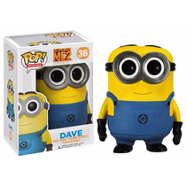 Funko Pop Movies Mi Villano Favorito 2 Despicable Me Dave 36