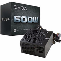 Fonte Evga 600watts 80 Plus Pronta Entrega + Nf