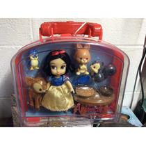 Muñeca Princesas De Colección Disney Blanca Nieves