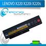 Bateria Para Lenovo Thinkpad X220 X220i X220s Nuevas
