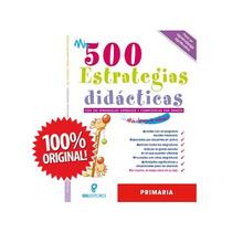 Mis 500 Estrategias Didácticas Nueva Edición