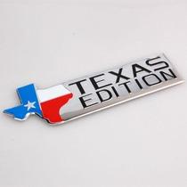 Emblemas/adesivo Texas Edition . F250/silverado /s 10/dakota