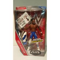 Wwe Mattel Elite Serie 43 Kofi Kingston The New Day