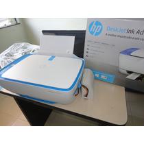 Multifuncional Hp 3636 Wifi + Bulk Ink Luxo Montado 100%