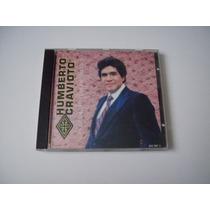 Humberto Cravioto Cd La Voz Maravillosa De México - 1989