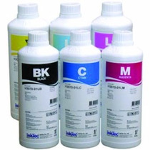 Tinta Para Impresoras Epson L200 L210 L110 L355 L555 1 Litro