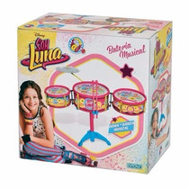 Bateria Musical Chica Soy Luna Disney Ditoys