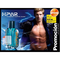 Perfume Power Lbel, Esika Cy.zone 100ml Oferta.