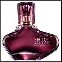 Perfume Secret Musk De Esika.