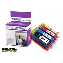 Cartucho Hp 670 Xl Venspeed Compatible Negro Y Color