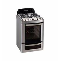Cocina Spar Multigas 56 Cm Acero Inoxidable X756 12 Cuotas