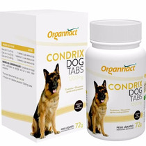 Condrix Dog Tabs 72g 1200mg Organnact Pet Shop Store