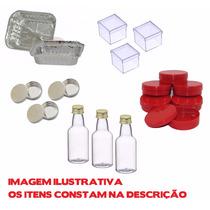 Kit De Lembrancinhas Com 250 Itens Sem Personalização