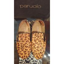 Nuevas Panchas/ponys Paruolo - Animal Print!! Elegantes Y Co