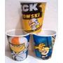 Vasos Kick Buttowski, Plasticos Descartables!!!