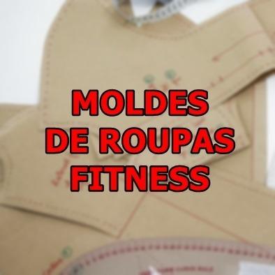 f54b5a540 Moldes De Roupas Fitness Feminino E Masculino À Sua Escolha - R  60 ...