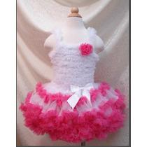 Vestido Infantil Bailarina Ballet Tutu Princesa Festa