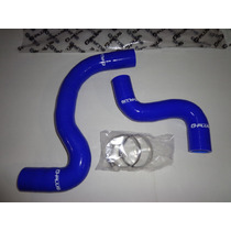 Mangueras De Silicon Radiador Peugeot 206 Kit De 2 Piezas