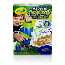 Crayola Marker Aerógrafo Conjunto (04-8727)