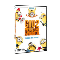 Mi Villano Favorito 2 Pelicula 2013 ( Dvd ) Nuevo Lbf