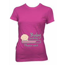 Baby Showers Maternidad Embarazo Playeras Personalizables