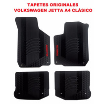 Tapetes Volkswagen Jetta A4 Clásico Letras Roja Envío Gratis