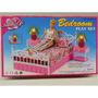Set De La Barbie Dormitorio Bedroom