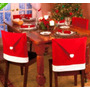 Cubresilllas O Fundas Para Sillas Navidad, Navideños