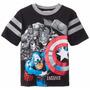 Avengers Capitan America Hulk Ironman Sweater Franela Orig