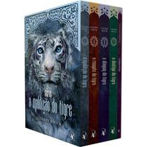 Livro - Box A Maldição Do Tigre (5 Livros) Lacrado