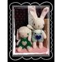 Conejos Con Ropa Crochet Amigurumi Tejido A Mano