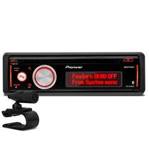 Toca Cd Pioneer Golfinho 8780bt Bluetooth Radio Am Fm Usb Sd